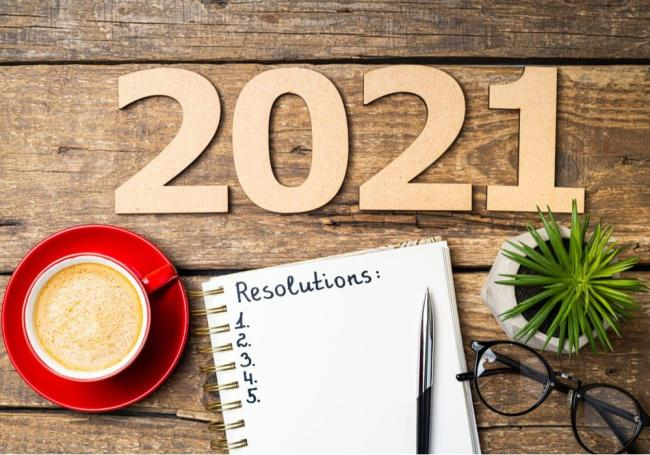 Seven New Year resolutions you can still achieve in lockdown (JPI Media)