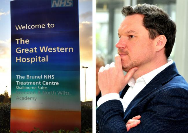 Warning as number of Covid patients at GWH soars by 50 per cent in a week