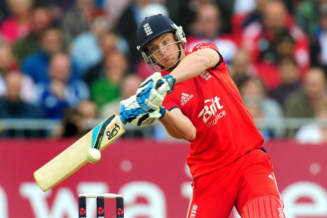 Jos Buttler admits he was anxious sharing a dressing room with established stars at the start of his international career