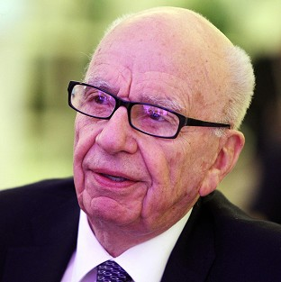 Rupert Murdoch is appearing before the Leveson Inquiry