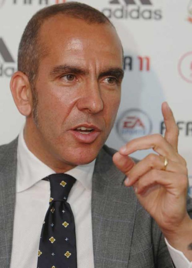 Wilts and Gloucestershire Standard: Paolo Di Canio