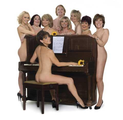 The Calendar Girls at Bristol Hippodrome