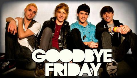 Goodbye Friday: Mark Braun, Rocco Costanza, Aaron Henriquez, and Anthony Arci