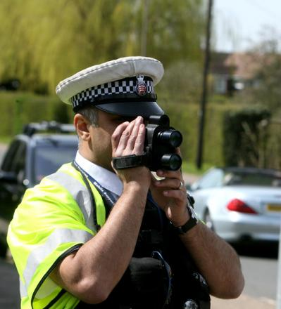 Cheltenham traffic operation records more than 20 offences