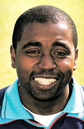 Former Gloucestershire captain Mark Alleyne