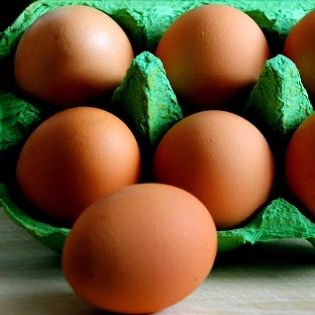 A diet which consists mainly of protein-rich food such as eggs can increase women's risk of heart disease and strokes, new research suggests