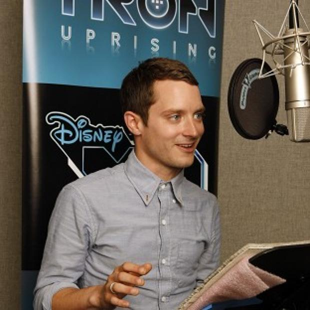 Elijah Wood is to feature in TV series Tron: Uprising