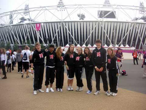 Cirencester pupils have Olympic night to remember