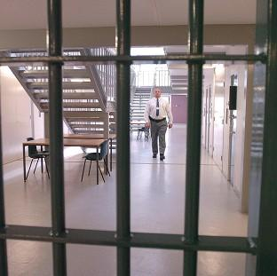 Remand prisoners have an increased risk of suicide