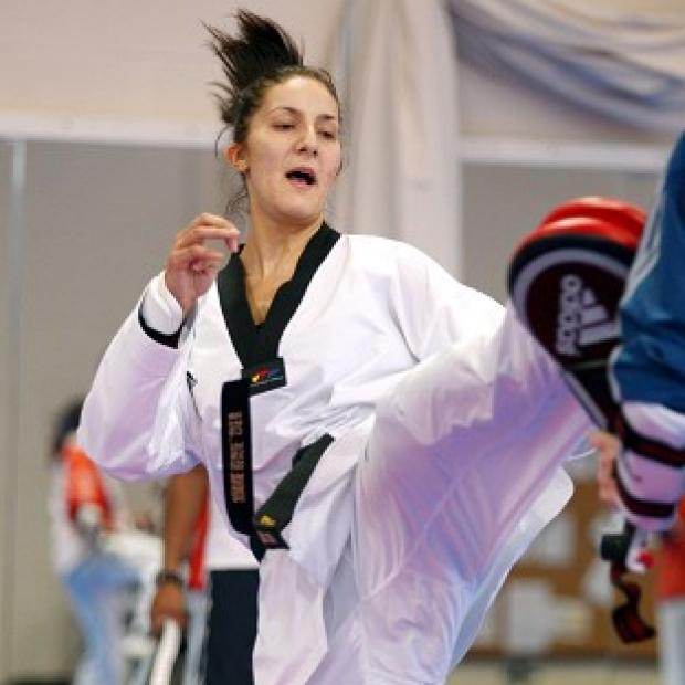 Sarah Stevenson goes for Olympic taekwondo gold on Friday