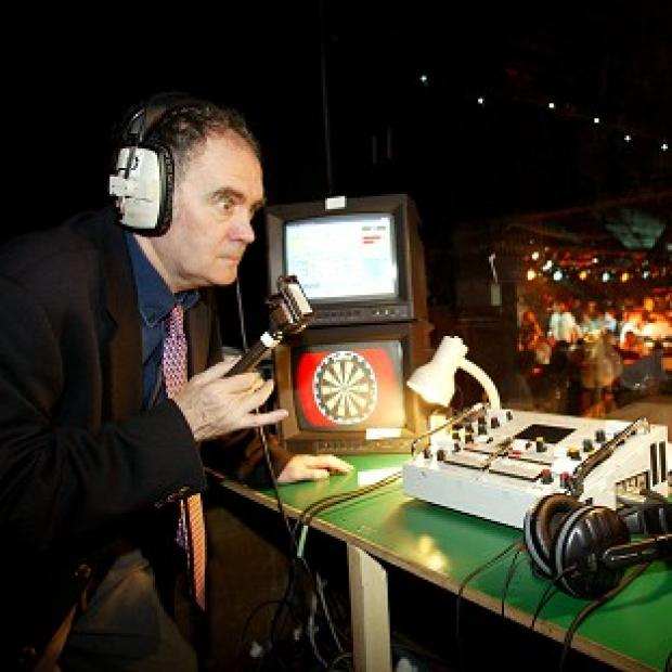 Darts broadcaster Sid Waddell has died at the age of 72, his manager says
