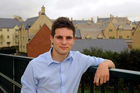Wilts and Gloucestershire Standard: Cllr Joe Harris is calling for more affordable rental housing in Cirencester