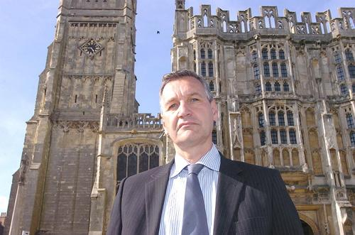 Mark Jennings has welcomed the move to transfer CCTV operation from Cotswold District Council to Cirencester Town Council which he believes will improve safety in the town