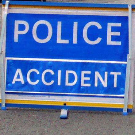 Two children seriously injured in Stroud crash