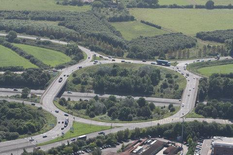 M4 slip roads shut for roadworks next week