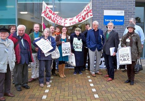 Board of NHS Gloucestershire votes to keep community health services publicly owned