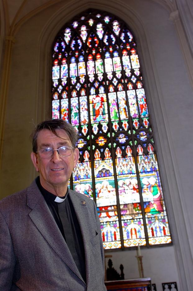 Reverend Canon John Wright