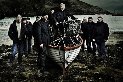 Port Isaac folk chorus Fisherman's Friends are out to enthral audiences at Cheltenham Town Hall