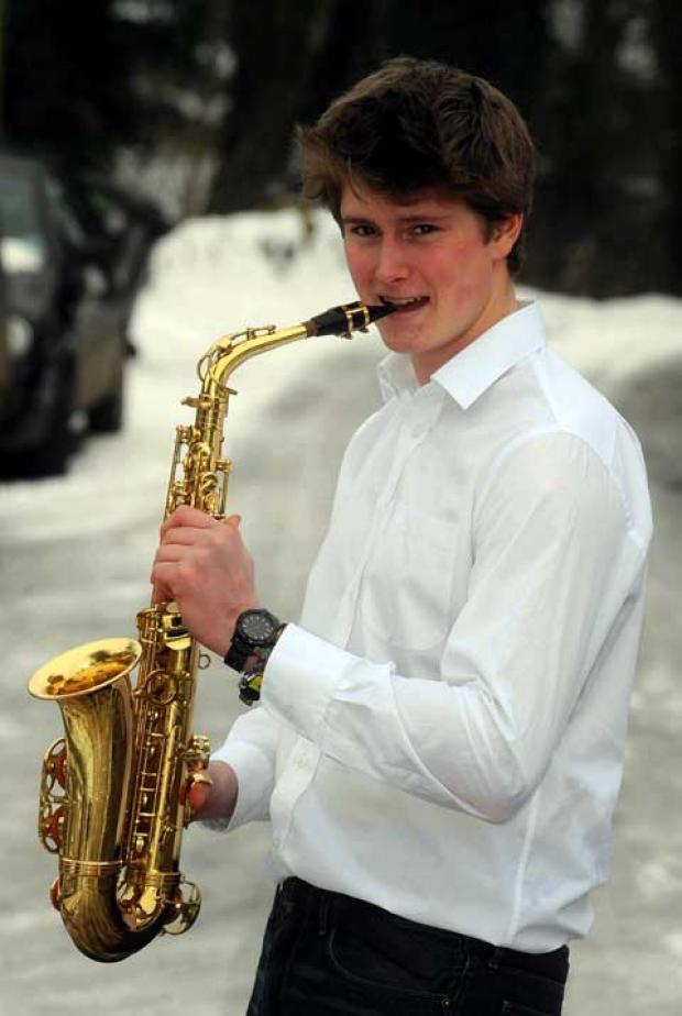 Lechlade teenager Ben Woodard will be performing at the Victoria Inn in Eastleach to raise money for Travel to Teach