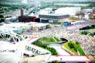GOLD STANDARD The Olympic Park designed by John Hopkins