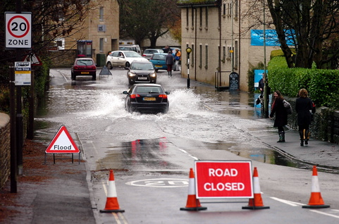 Water firm concedes it can do better in floods