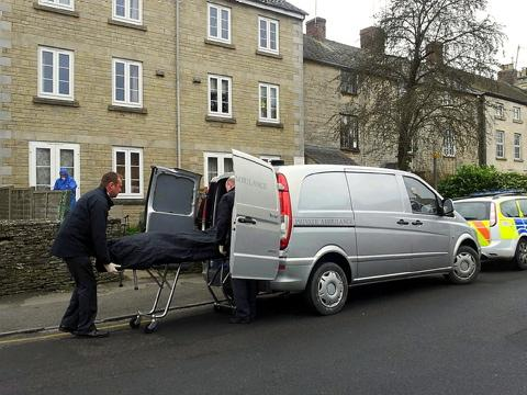 UPDATE: Community in shock after suspected murder of Cirencester man