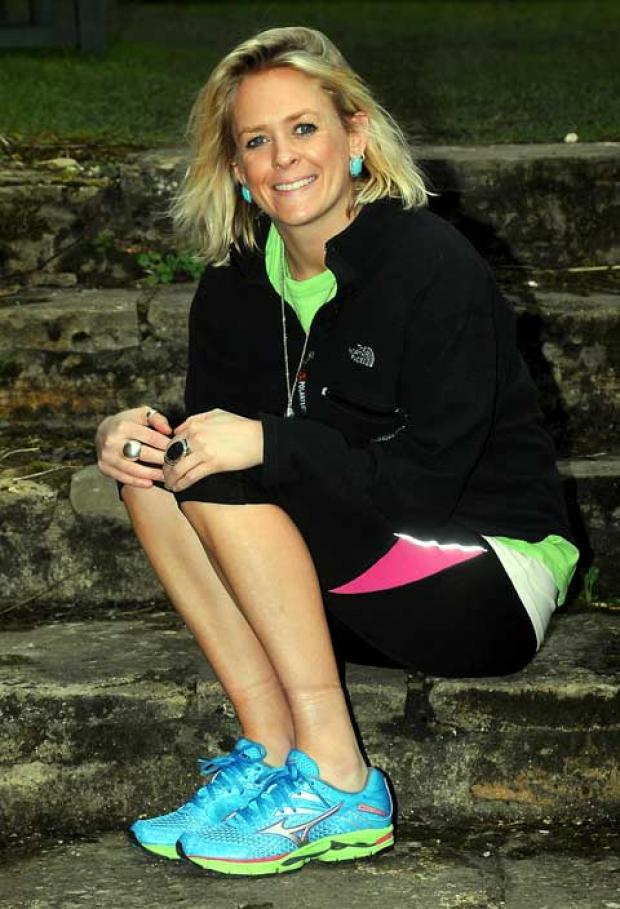 Cirencester woman to run five marathons in five days