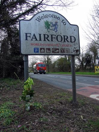 Application for 120 homes next to Fairford Football Club is refused