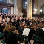 A concert at the Parish Church on Saturday, December 8 2012