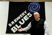 John Drummond, promoter of Brewery Blues