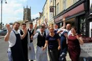 Fleece Hotel is Cirencester success story