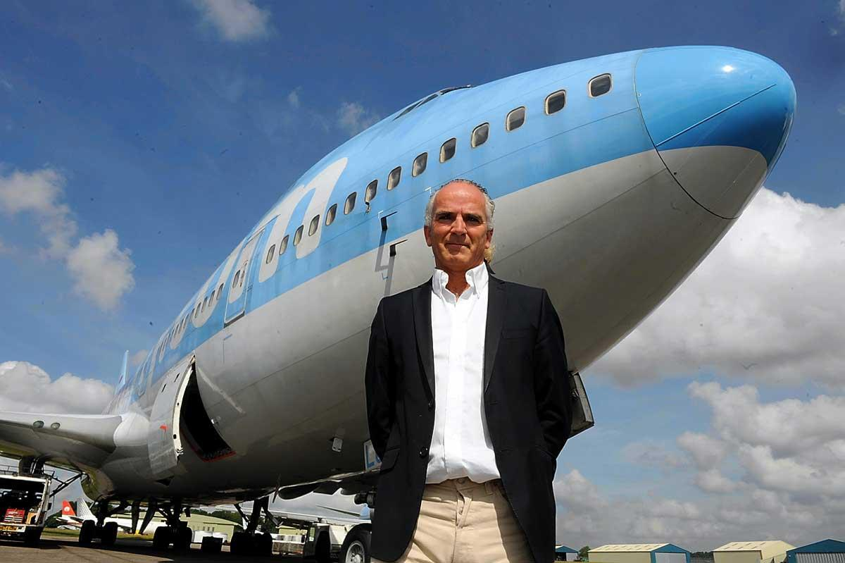 Kemble's Air Salvage International is Business of the Year | Wilts