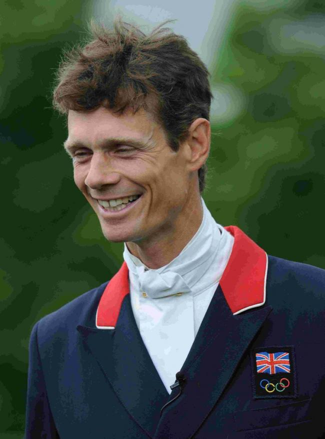 William Fox-Pitt who is among the world class field at Gatcombe this weekend