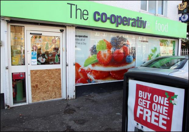Co-op may sell Down Ampney vineyard
