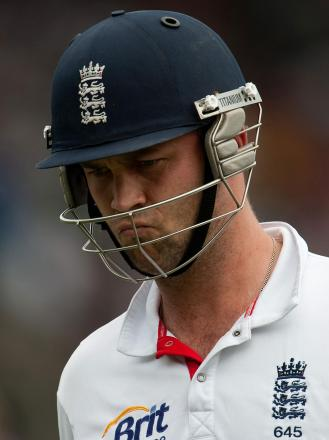 Jonathan Trott who is set to face Gloucestershire