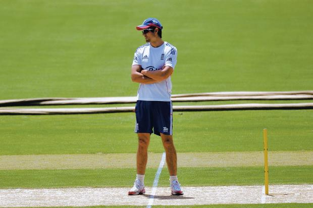 Wilts and Gloucestershire Standard: England captain Alastair Cook