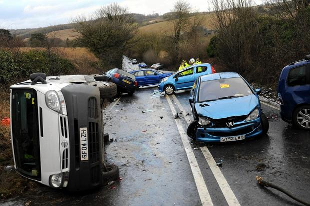 Provisional 2013 road safety figures for the Cotswolds revealed at council meeting