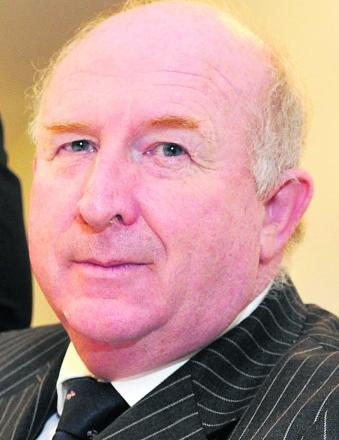 Angus Macpherson is considering council tax rise