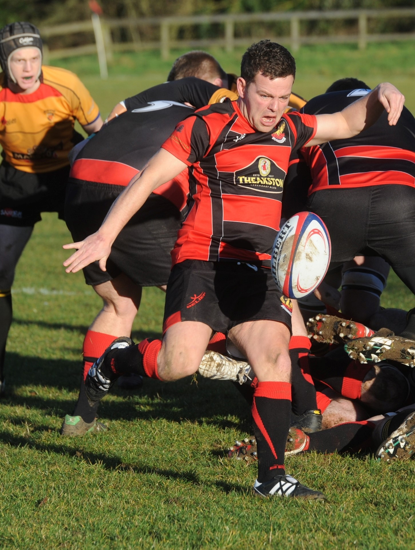RUGBY: Ciren grind out narrow win over Keynsham
