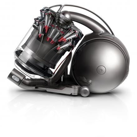 Dyson engineers clean up dust supplies testing first filter-free vacuum cleaner