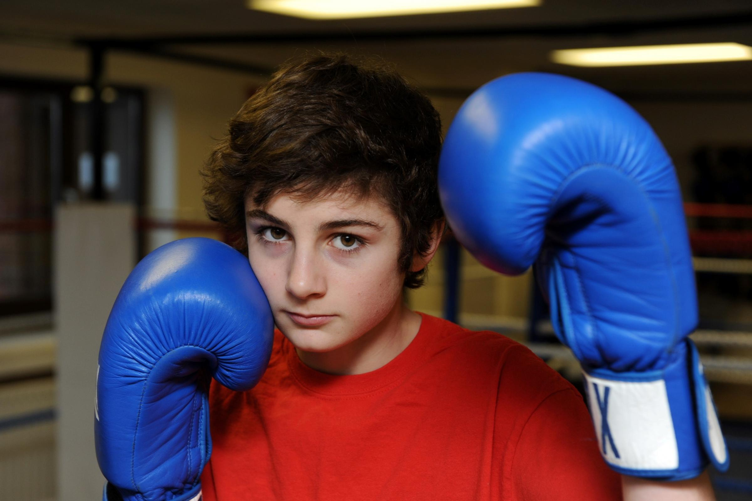 YOUTH BOXING: O'Donoghue leads successful Horseshoe gym team on Newcastle bill