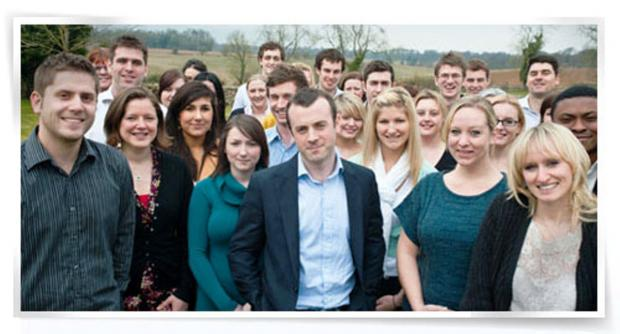 Stephen Fitzpatrick and the team at Ovo Energy