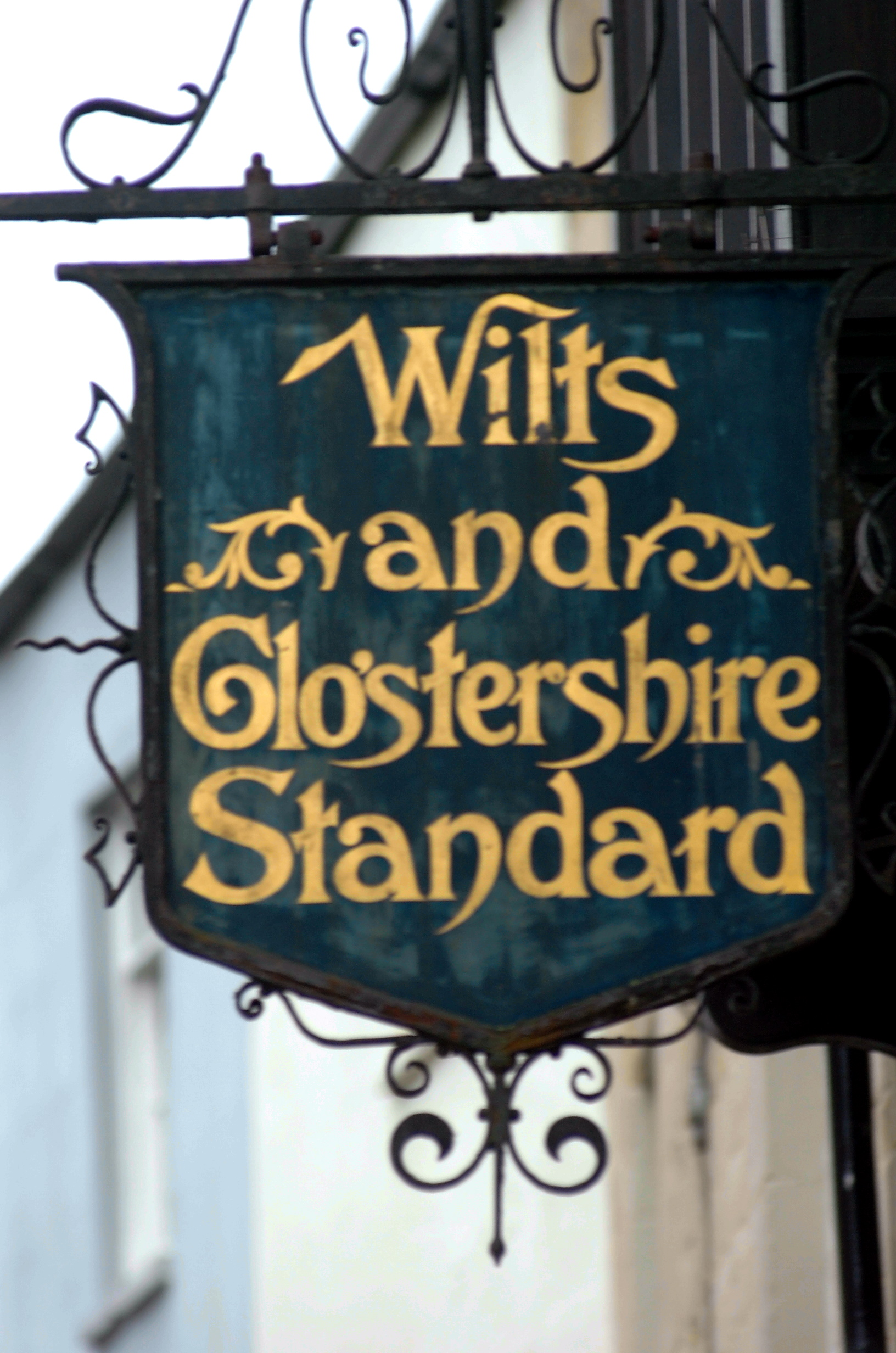 Wilts and Gloucestershire Standard: standard