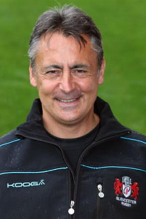 Nigel Davies, Gloucester's director of rugby