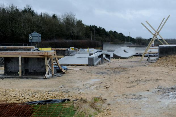 Cirencester's £200,000 skate park to be delayed further after the company behind the project goes into administration