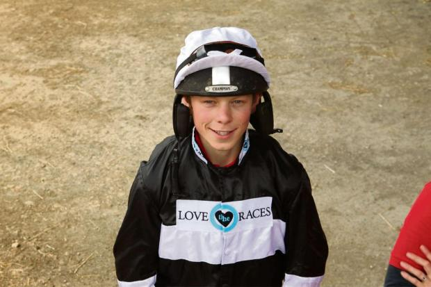 Wilts and Gloucestershire Standard: Conor Shoemark - conditional jockey