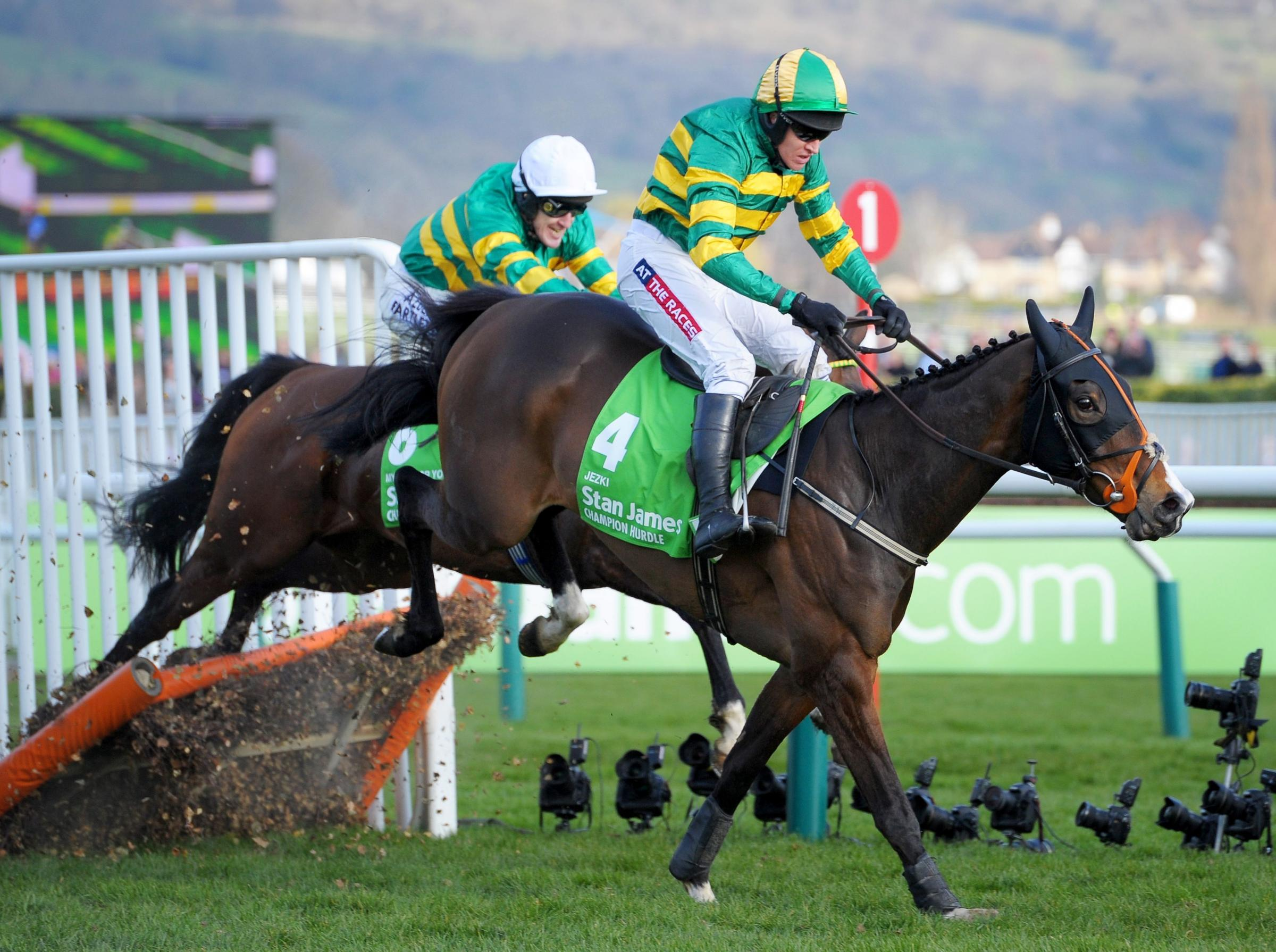 FESTIVAL DAY ONE: Jezki heads famous McManus one-two in the Champion