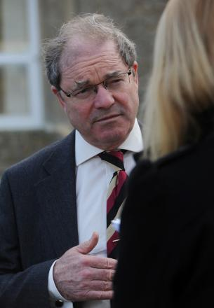 Cotswold MP Geoffrey Clifton-Brown raises planning concerns in Parliament during Prime Minister's Questions