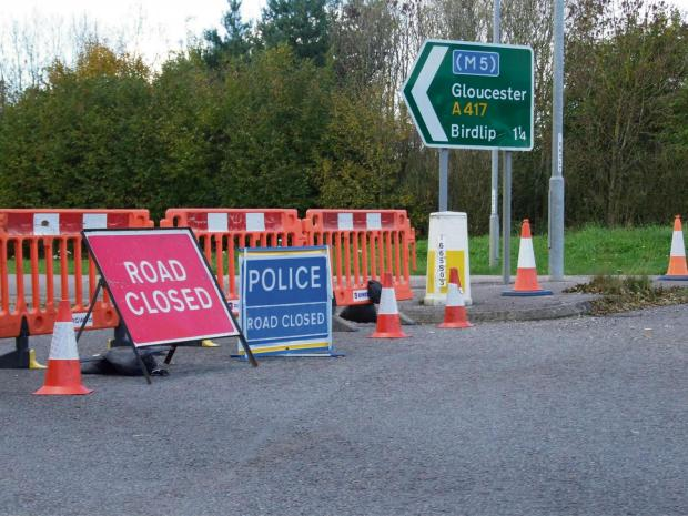 Cotswold district's roads most collision prone