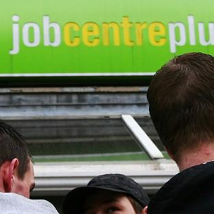 Wilts and Gloucestershire Standard: New figures have revealed another fall in the jobless total.